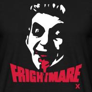 Design ~ Frightmare plain black tee