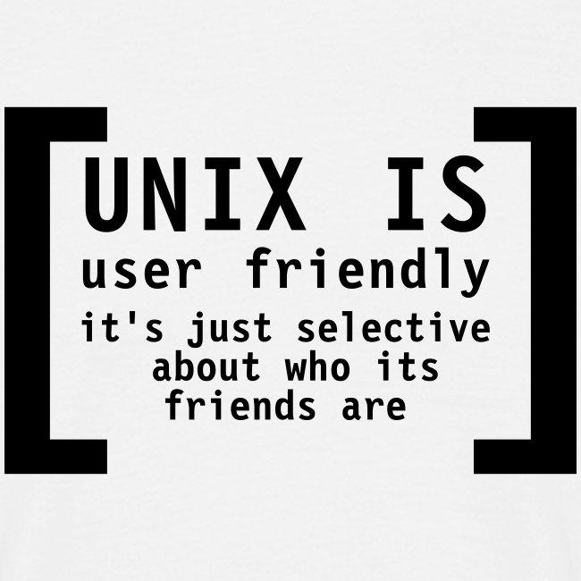 UNIX IS...