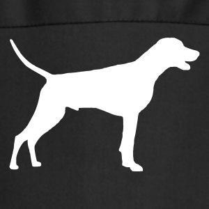 Black weimaraner  Aprons - Cooking Apron
