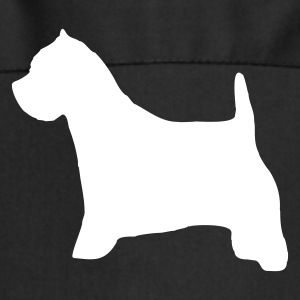 Black westie  Aprons - Cooking Apron