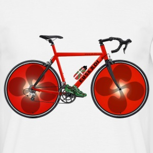 Racing bike - T-shirt Homme