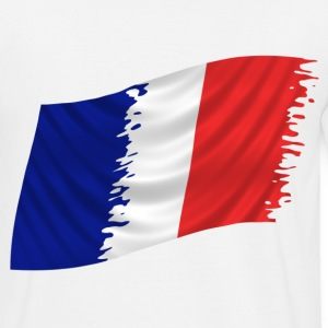 French flag - T-shirt Homme