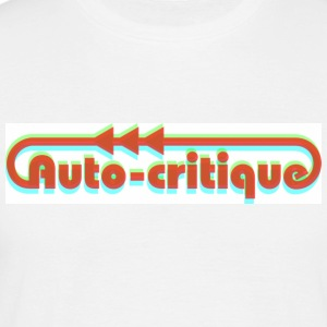 AUTO-CRITIQUE - T-shirt Homme