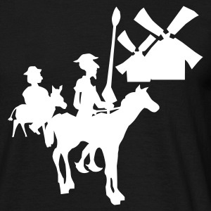 Don Quixote T-Shirts - Men's T-Shirt