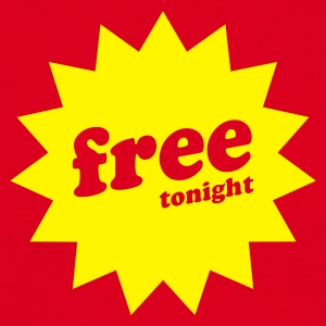 FREE TONIGHT - T-shirt Homme