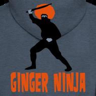 Design ~ Ginger Ninja Hoodie