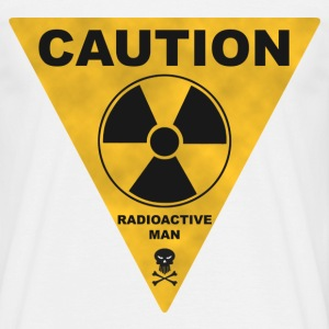Radioactive man - T-shirt Homme