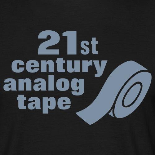 21st Century Analog Tape