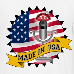 Made in USA - T-shirt Homme