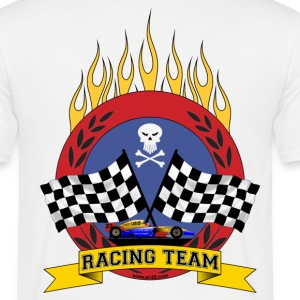 Racing - T-shirt Homme