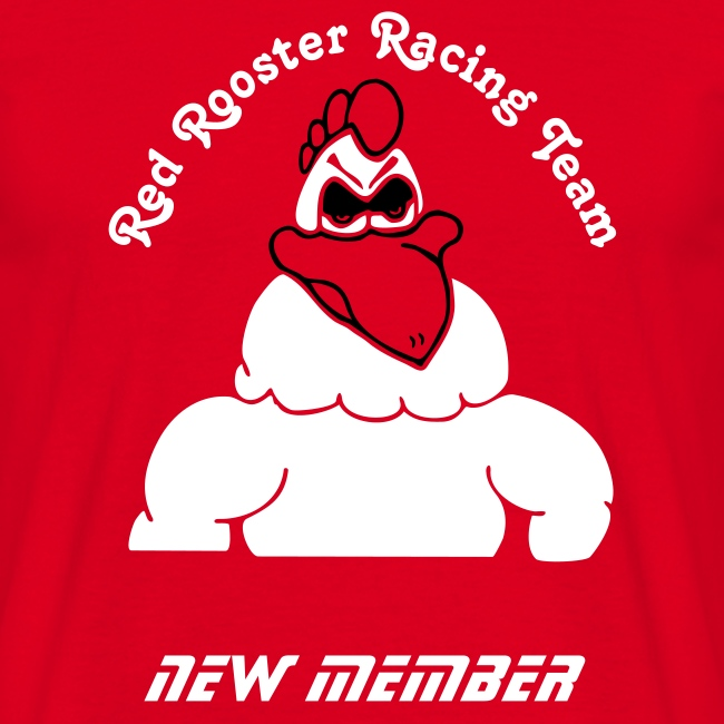 New Red Rooster Racing Team Member