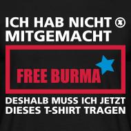 Motiv ~ free burma