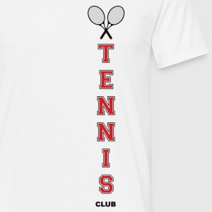Tennis club - T-shirt Homme