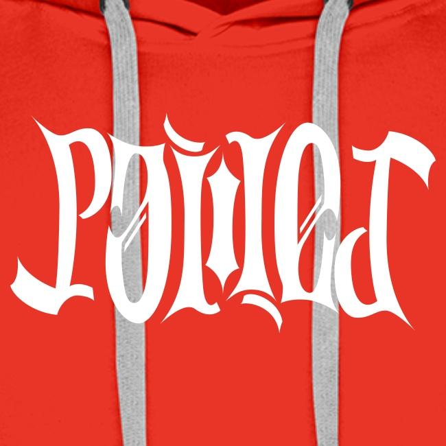 Power-Ambigramm Schlumpf