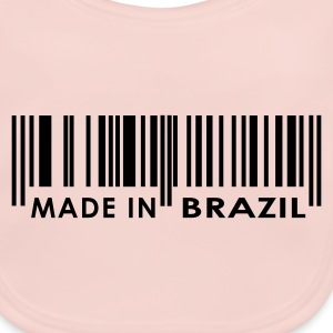 Rose Made in Brazil Juniors - Baby Organic Bib
