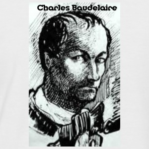 Baudelaire - T-shirt baseball manches courtes Homme