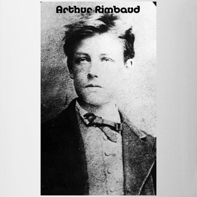 tasse Rimbaud