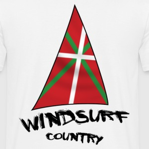 windsurf - T-shirt Homme