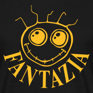 Design ~ Fantazia Logo front Customisable rear