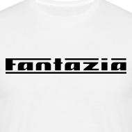 Design ~ Fantazia Logo front/Customisable rear