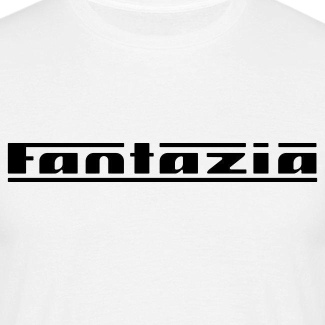 Fantazia Logo front/Customisable rear