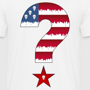 USA ? - T-shirt Homme