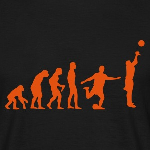 Basketball Evolution - Männer T-Shirt