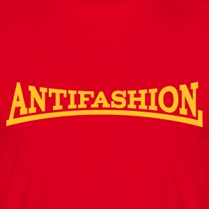 Antifashion - Männer T-Shirt