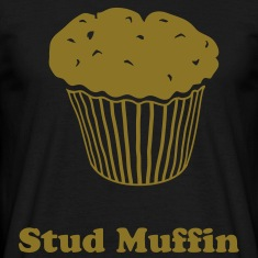 Black Fancy a muffin? T-Shirts