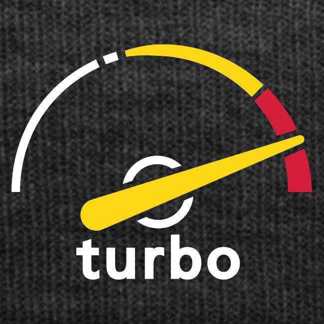 Saab Turbo Gauge winter cap