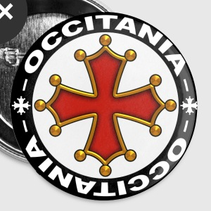 occitania - Badge grand 56 mm