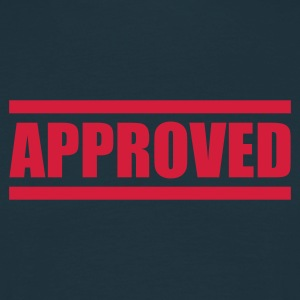 Navy approved T-Shirts - Men's T-Shirt