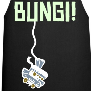 Black Bungi Monkey Colour Gifts - Cooking Apron