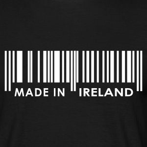 Black Made in Ireland T-Shirts - Men's T-Shirt