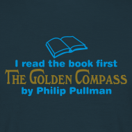 Design ~ The Golden Compass (Read Book) Var Clrs