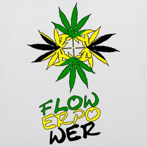 flower power - Stoffbeutel