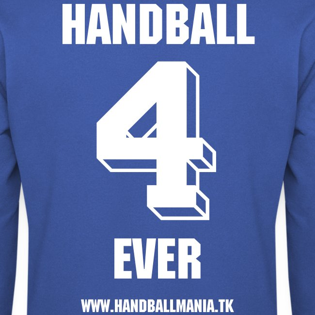 handball 4 ever - sweatshirt green