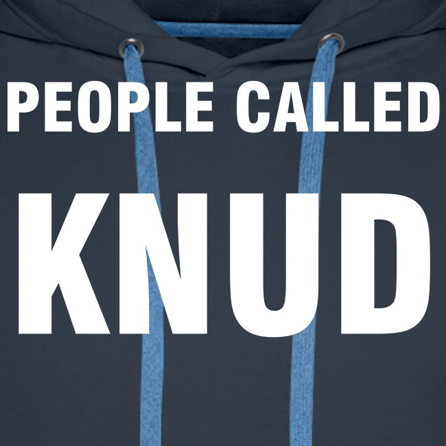 Peple called Knud