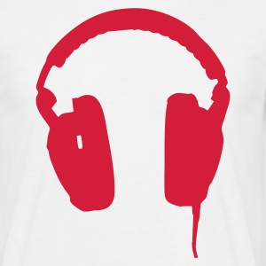 Hear the music - Männer T-Shirt