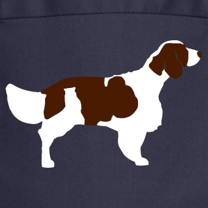 Navy springerspaniel  Aprons - Cooking Apron