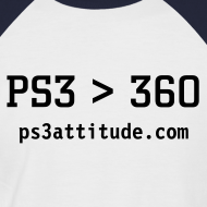 Design ~ PS3 greater than 360...