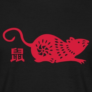 ... Rat - Mannen T-shirt