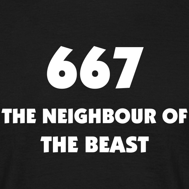 667 The neighbour of the beast
