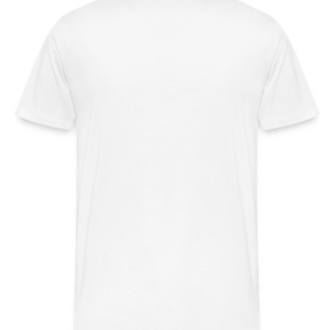 White ::COUNTRY QUEEN:: Polo Shirts - Men's Premium T-Shirt