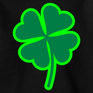 Lucky Clover - Teenage T-shirt
