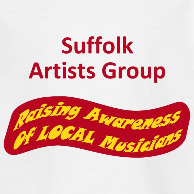 Suffolk Artists Group (White)