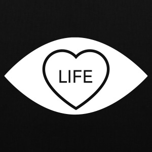 Eye Love Life Logo Tote Bag - Tote Bag