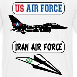 air force - T-shirt Homme