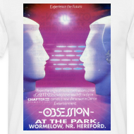 Design ~ Obsession at the park Flyer T-shirt
