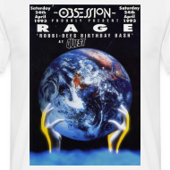 Design ~ Obsession Rage Flyer T-shirt